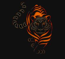Tigre Mens V-Neck T-Shirt