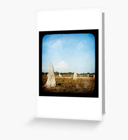 Djukbinj Country Greeting Card