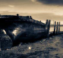 Medway Hulk by JayteaUK