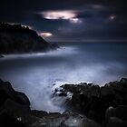 Land Sea Sky IX by Tom Black