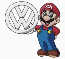 Mario VW by TswizzleEG