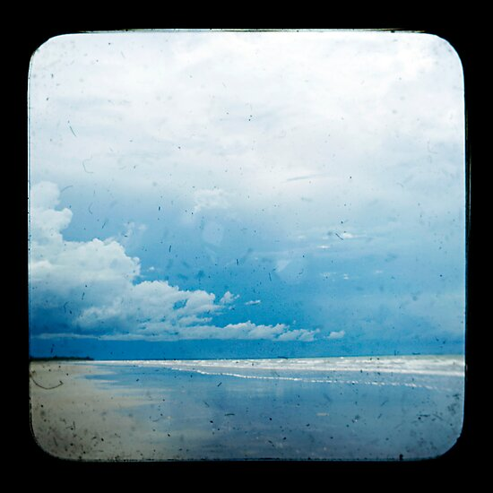 Beach Blue by Jules Campbell