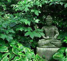 Green Meditation by Jane Neill-Hancock