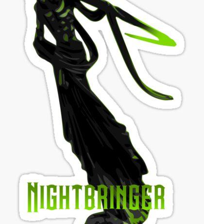 Nightbringer Sticker