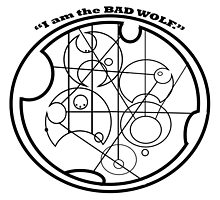 i am the bad wolf by superbae