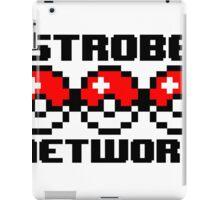 8-bit Pokéball StrobeNetworkRecords Design  iPad Case/Skin