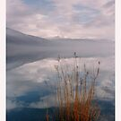 Lake II by Vivi Kalomiri