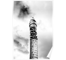 BT Tower Poster