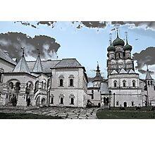Kremlin, Rostov Veliky, Russia Photographic Print