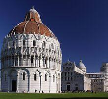 Piazza del Duomo by Adarsh Ramamurthy