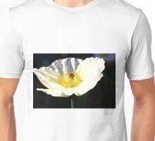 Bee On A Flower Unisex T-Shirt