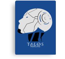 Talos Principle Canvas Print