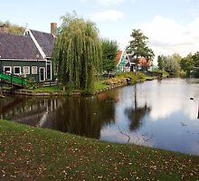 Dutch Cottage by Duncan Payne