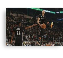 Bounce Brothers Canvas Print