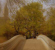 Bow Bridge by Matthew B