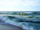 Waves in Shadow by Sandy Keeton