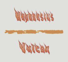 Hephaestus & Vulcan by FabiasXII