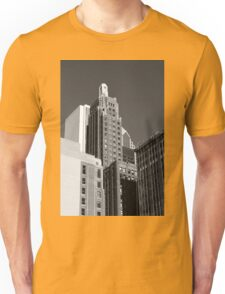 Chicago Skyscrapers Unisex T-Shirt