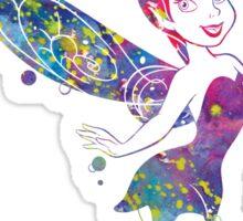 Fairies Tinker Bell Watercolor Sticker