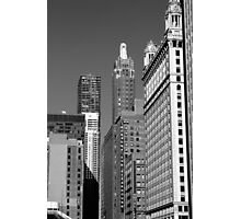 Chicago Skyscrapers Photographic Print