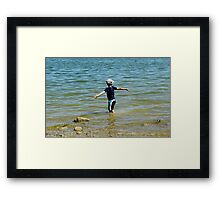 It Is All Mine Framed Print