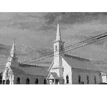 Rivera Baptist Churches Photographic Print