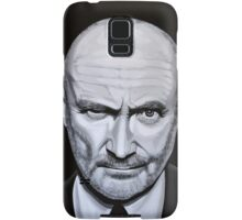 Phil Collins painting Samsung Galaxy Case/Skin