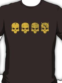 Payday 2 DeathWish Skulls T-Shirt
