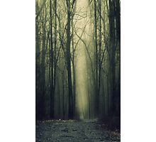"""""""Do not go where the path may lead"""" Photographic Print"""