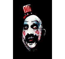 Super Secret Clown Business Photographic Print
