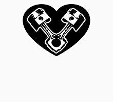 Piston Heart Unisex T-Shirt