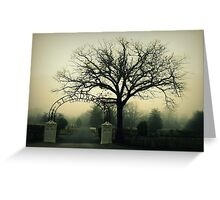 St. Andrews Cemetery Greeting Card