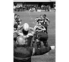 Geelong Rams RUFC Photographic Print