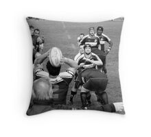 Geelong Rams RUFC Throw Pillow