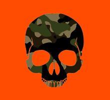 camo skull Unisex T-Shirt