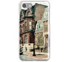 Corner of Germain & Princess iPhone Case/Skin