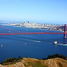 San Francisco Bay by flyfish70