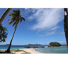 Fiji Paradise Photographic Print