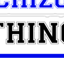 It's a WREZ thing, you wouldn't understand !! Sticker
