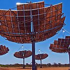 Solar Dishes by Reddirt