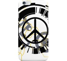 Metal Gear Solid Peacewalker iPhone Case/Skin