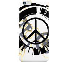 Metal Gear Solid Peacewalker iPhone Case/Skin