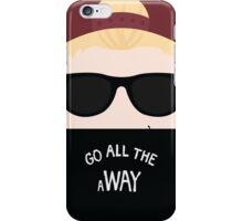 Luke 3  iPhone Case/Skin