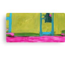 Bridge III Canvas Print