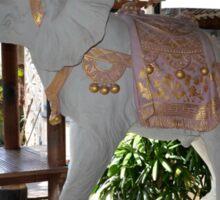 Bali Elephant. Sticker
