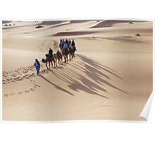 Ships of the desert Poster