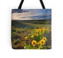 Golden Hills Tote Bag