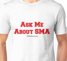 SMA Awareness Unisex T-Shirt