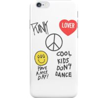 Boys' Shirts iPhone Case/Skin