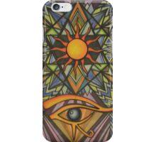 Third Eye Sunshine  iPhone Case/Skin